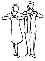 ballroom dance holds